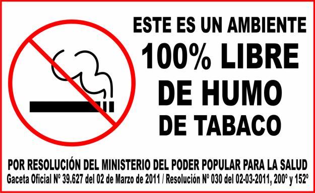 Psuv el hatillo desde hoy esta prohibido fumar en lugares for Se puede fumar en las piscinas