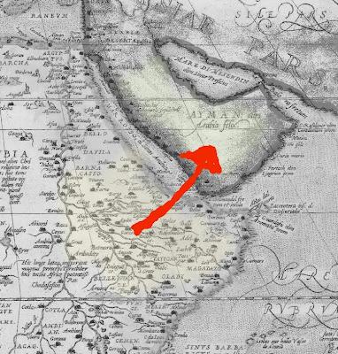 da Etiópia ao Iémen
