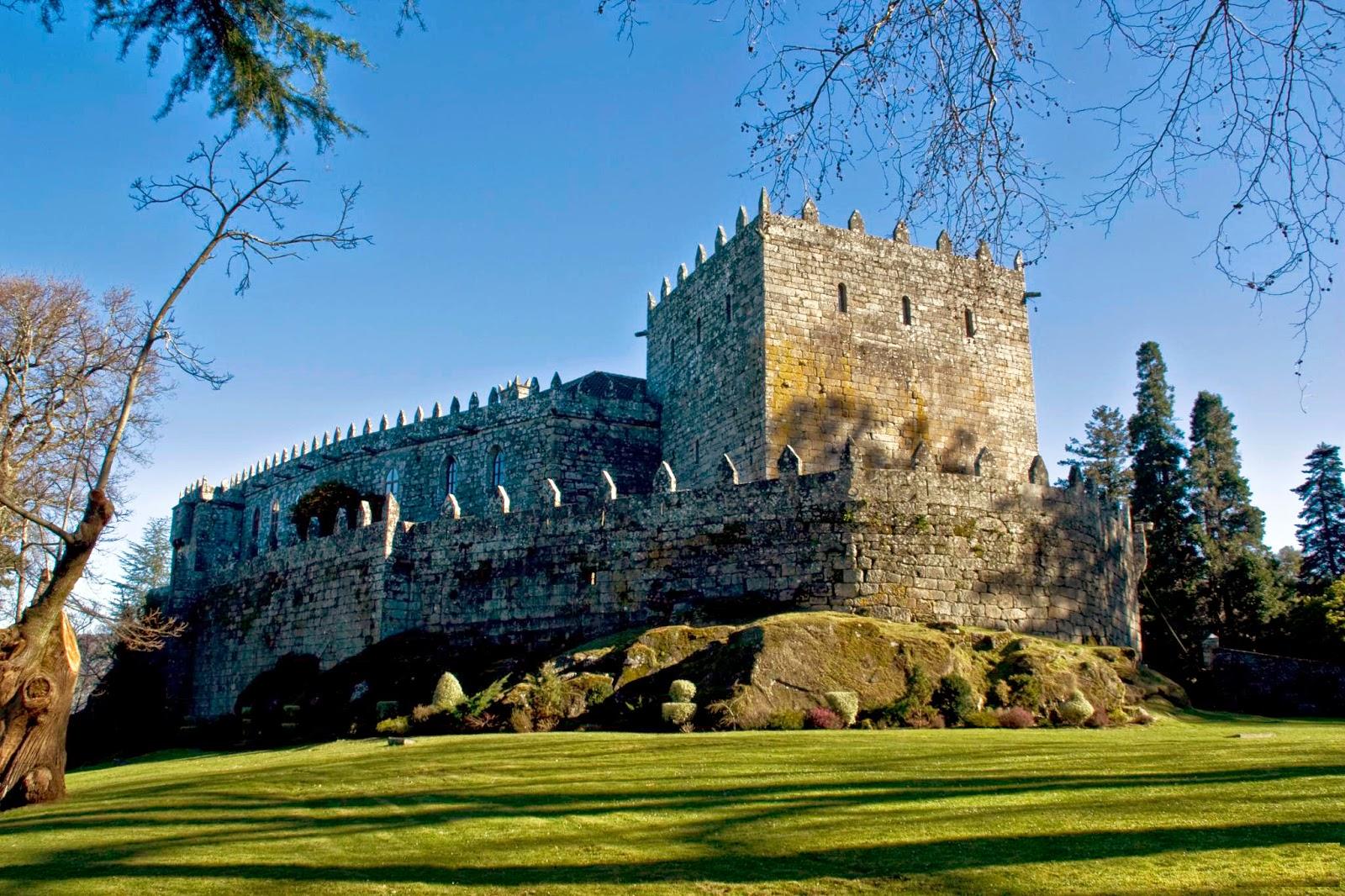 Qué ver en Galicia, Soutomaior, Pontevedra