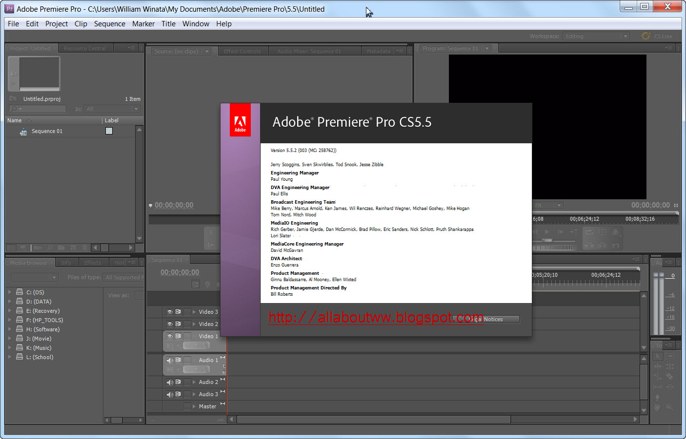 adobe premiere pro cs5.5 keygen crack