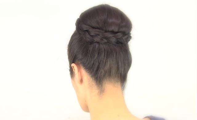 Peinados elegantes para fiestas peinados y cortes de cabello - Ver peinados de fiesta paso a paso ...