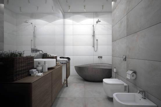 Idee per l'arredamento del bagno