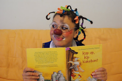 Reading is FUN with Clown Klusha