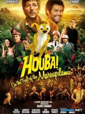 Theo Dấu Vượn Đốm - Houba! On The Trail Of The Marsupilami