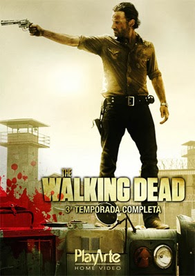 The Walking Dead 3ª Temporada Completa – DVDRip AVI Dual Áudio + RMVB Dublado