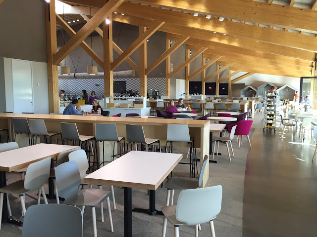 Dining Area at Gloucester Services