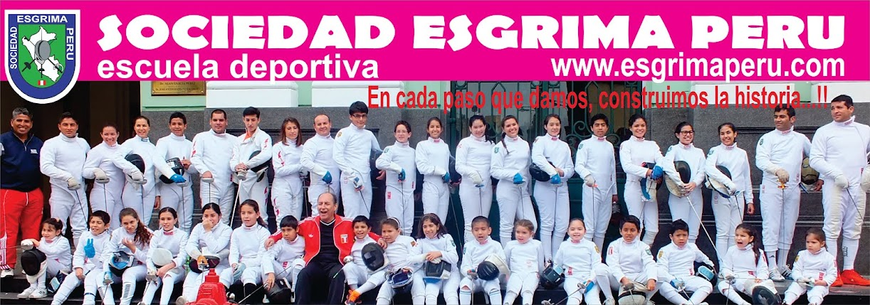 ESGRIMA PERU