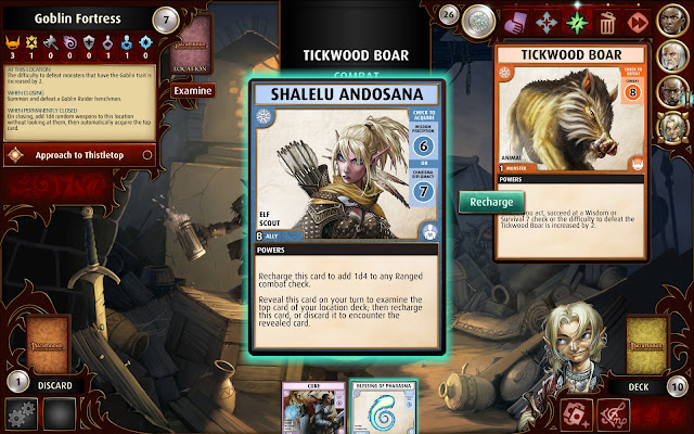 Pathfinder the Adventure Card Game: Rise of the Runelords iOS Android