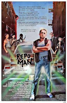 El Reclamador / Repo Man (El Recuperador) Poster