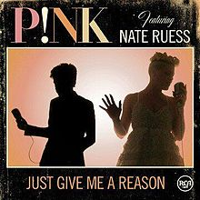 Download Lagu Just Give Me A Reason - P!nk Feat. Nate Ruess, Just Give Me A Reason