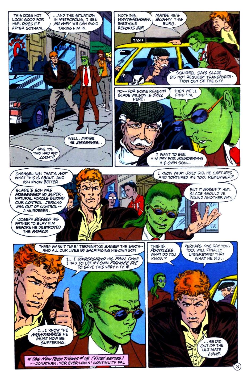Deathstroke (1991) Issue #14 #19 - English 4