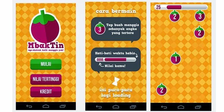 Game Ekstrak Manggis di Android