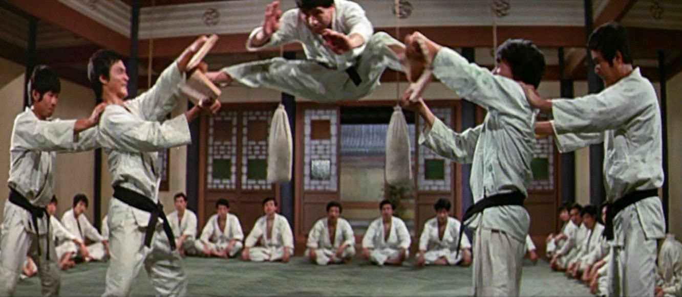 This Martial Arts Double Feature is available now on DVD from Shout