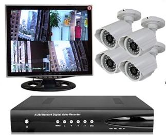 Seguridad total c maras de vigilancia para casas y negocios - Sistemas de seguridad para casas ...
