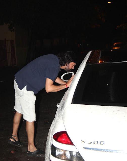 Priyanka Chopra Snapped With Cinematographer Sameer Arya