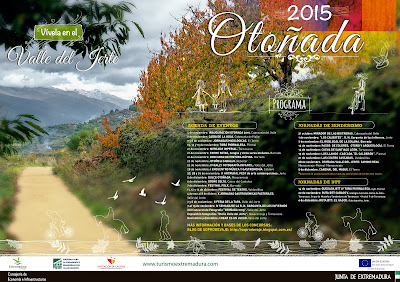 OTOÑADA 2015. Valle del Jerte