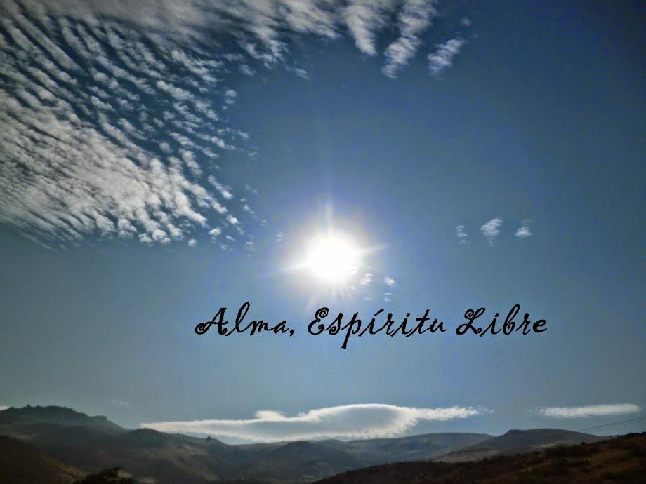 Alma, Espiritu Libre