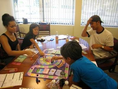 Game cashflow