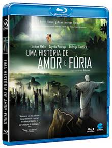 Download Uma História de Amor e Fúria (2013) 1080p BDRip Bluray Torrent Dublado