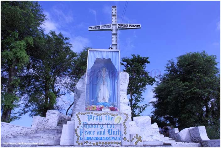 Mt. Calvary of Binangonan, Rizal