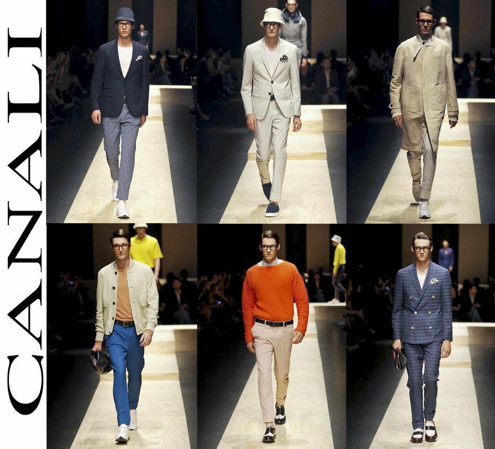 Eniwhere Fashion - Milano Moda Uomo - Primavera Estate 2015 - Canali