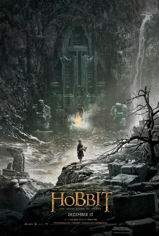 ตัวอย่างหนังใหม่ : The Hobbit:The Desolation of Smaug (ดินแดนเปลี่ยวร้างของสม็อค) ซับไทย poster