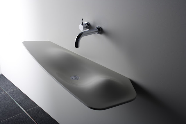 Коллекция Omvivo Dune для ванной комнаты