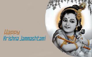 Wishing Happy Janmashtami 2015 Images