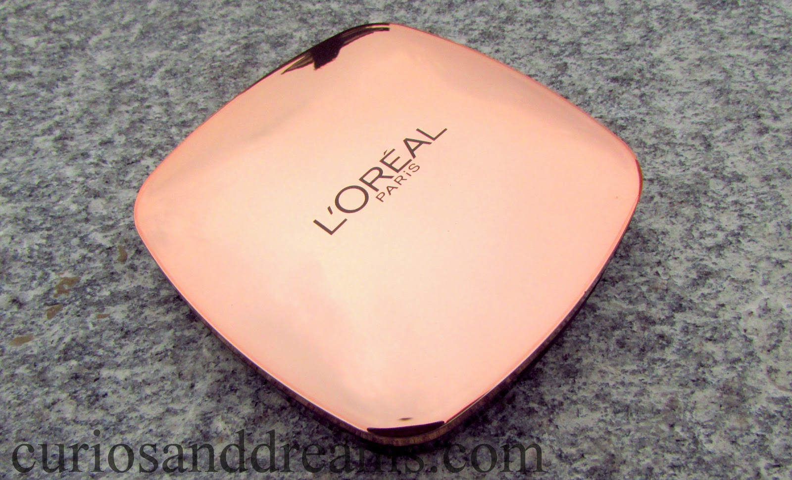 L'Oreal Paris Lucent Magique Blush Fuchsia Flush review, L'Oreal Paris Lucent Magique Blush review, L'Oreal Lucent Magique Blush