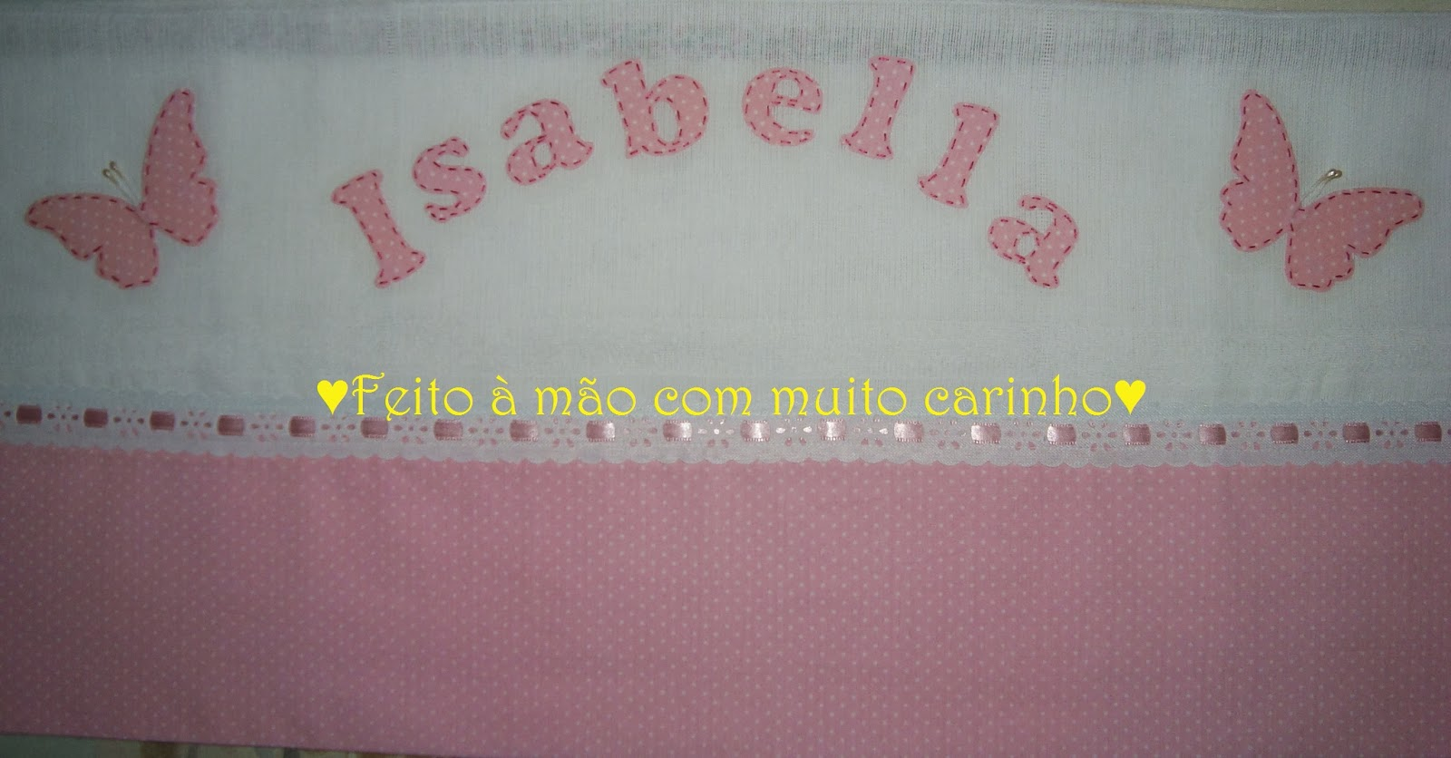 Fralda com patch aplique