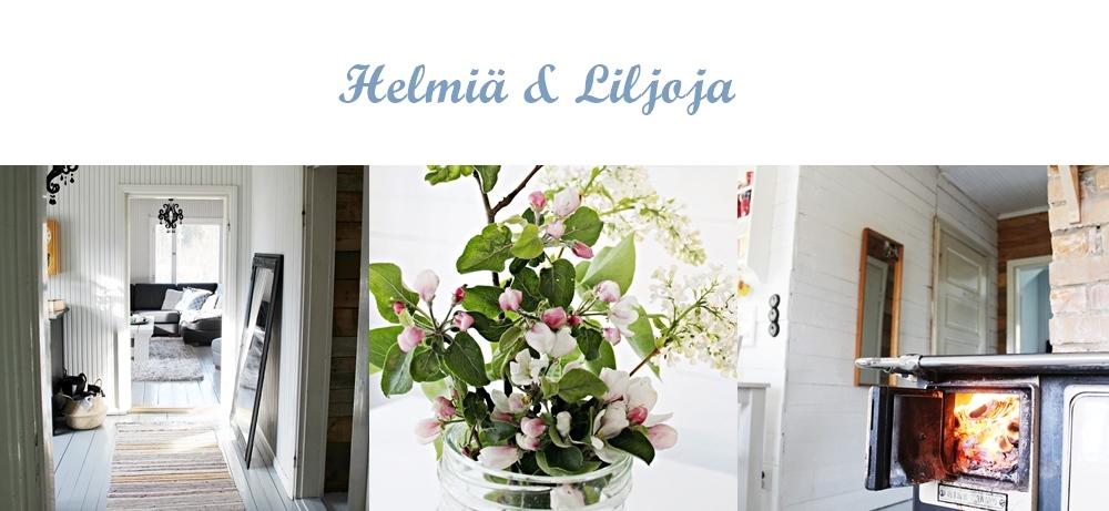 Helmiä & Liljoja