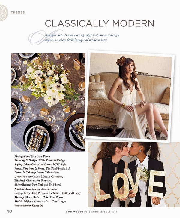 Mylen Lee - Asante Garrott - Cast Images - Our Wedding Magazine