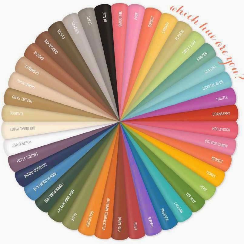 CTMH Color Wheel