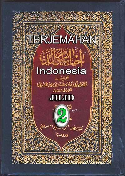Terjemah Ihya Ulumuddin Jilid 2