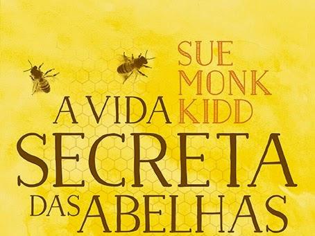 A Vida Secreta das Abelhas, de Sue Monk Kidd e Editora Paralela