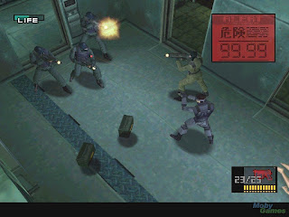 Free Download Games Metal Gear Solid PS1 ISO Full Version