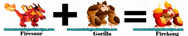 como obtener el firekong en monster legends formula 1
