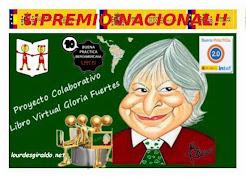 PREMIO NACIONAL DE EDUCACIÓN  PCLV DE GLORIA FUERTES