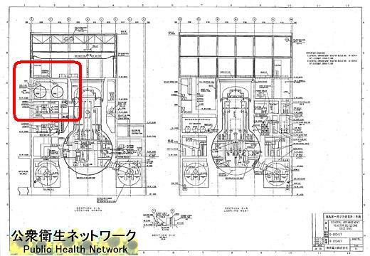 非常用復水器付近の壁が大破4号機 【転載】福島第一原発はプルトニウム製造工場だった/「切明義孝」