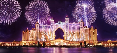 Watch Dubai's record-breaking New Year's Eve fireworks