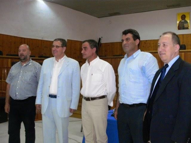 Παραδόθηκε η σκυτάλη στη νέα Τοπική Αρχή στην Περιφερειακή Ενότητα Καστοριάς (φωτογραφίες)