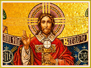 9 DÍAS A JESÚS SACRAMENTADO (EUCARISTÍA)