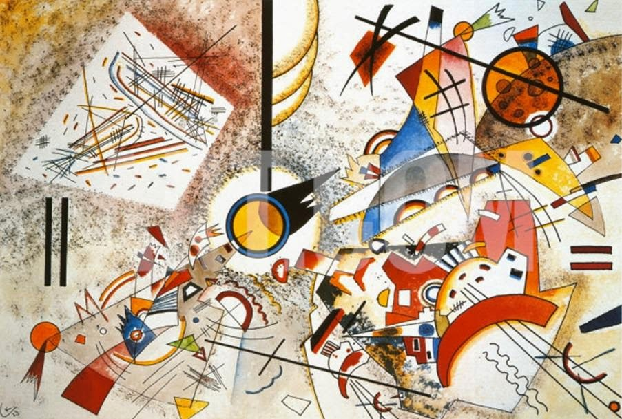 El Abstracto Kandinsky