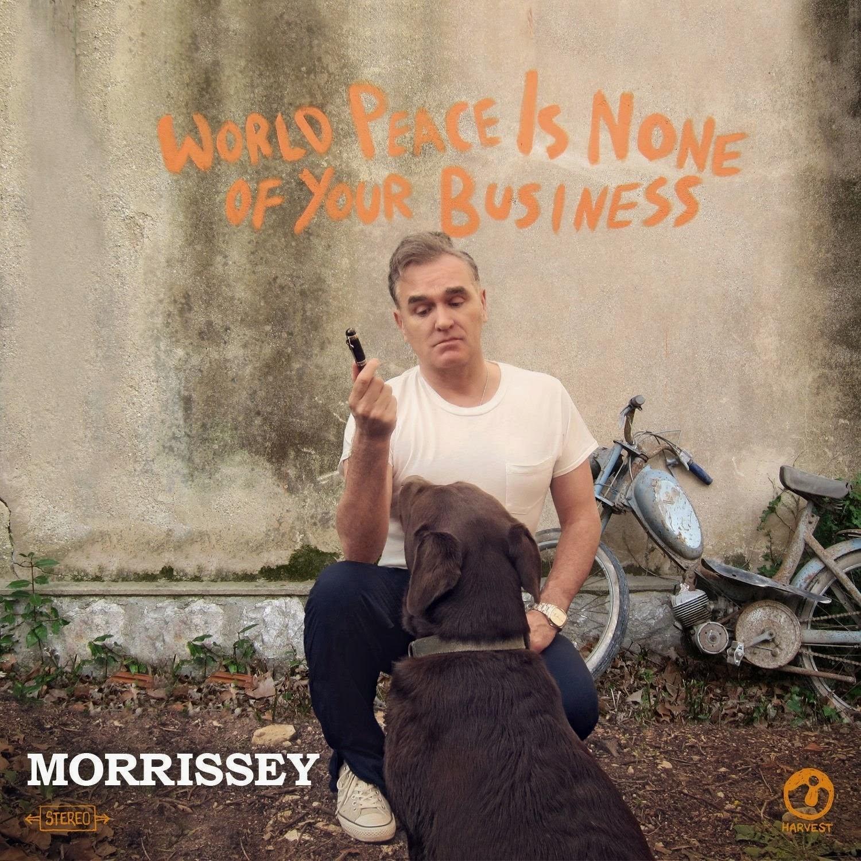 Morrissey Southpaw Grammar Reissue