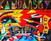 Color Me Kandinsky