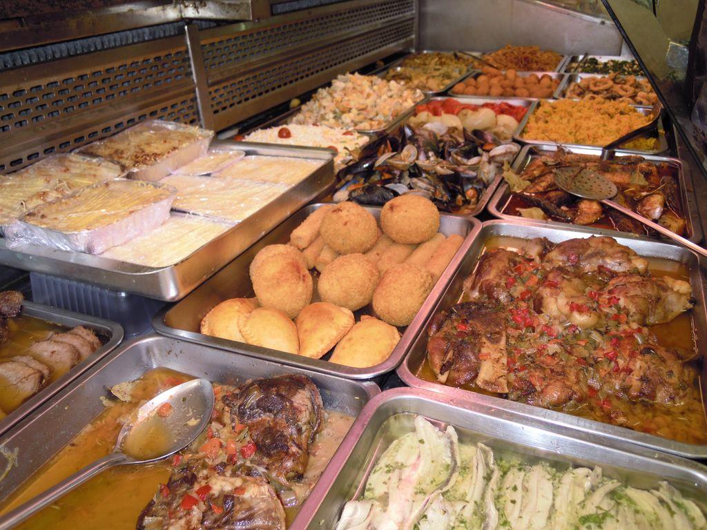 Cocina tradicional para comer en casa comida para llevar for Cocina tradicional