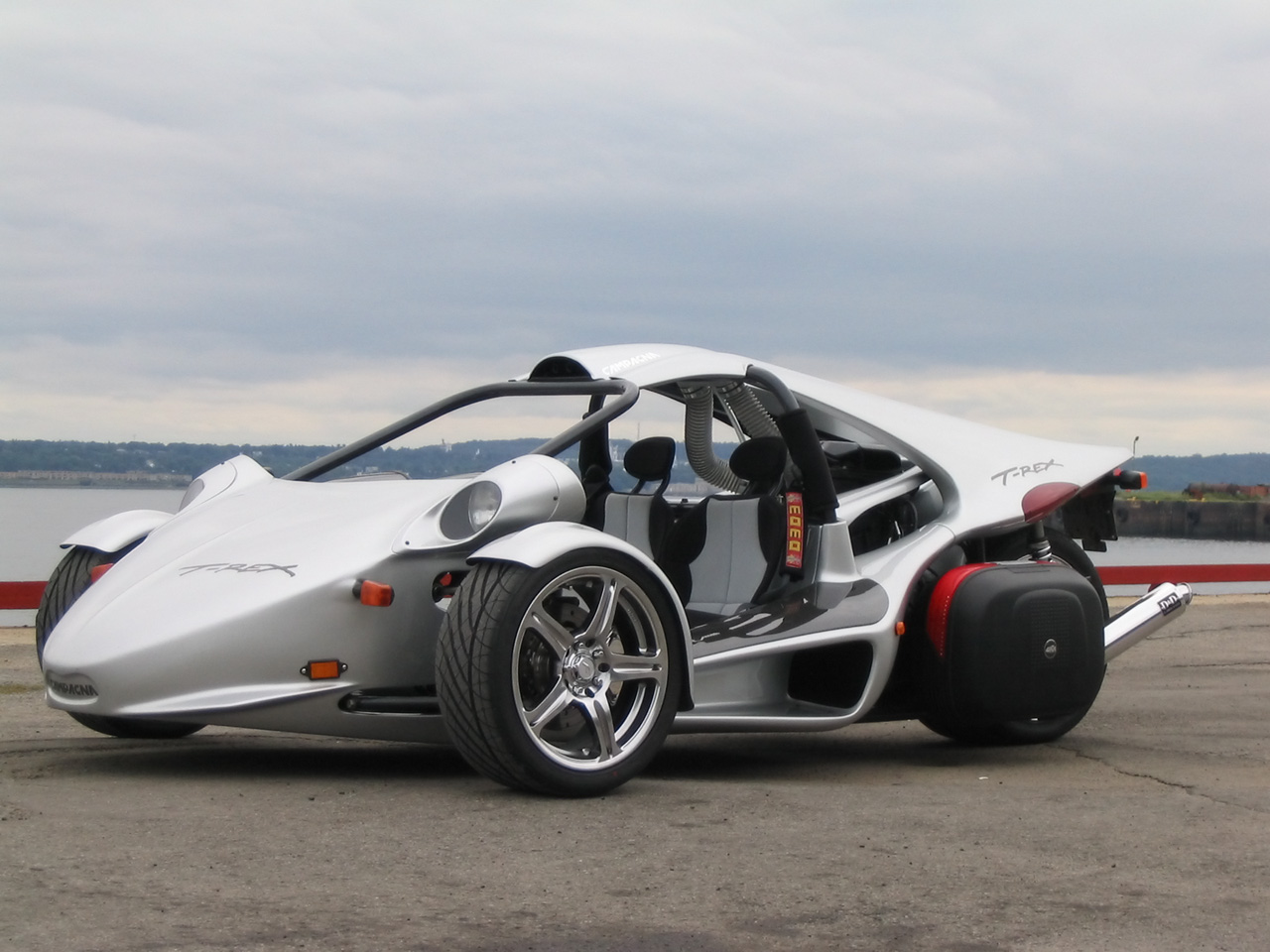 Campagna t rex for T rex motor cycle