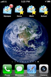 ATT Glympse App