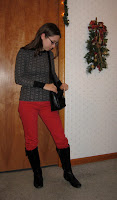 Red Boots Jcpenney7