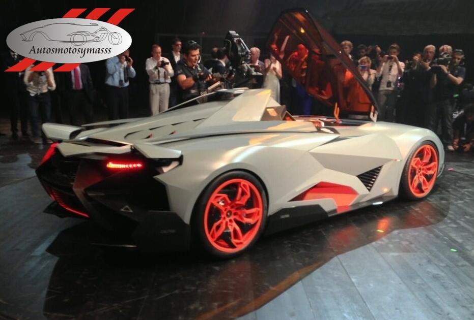 Lamborghini Egoista Photos And Wallpapers Cars